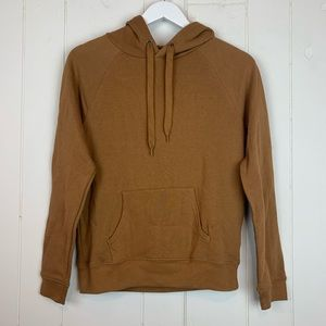 Forever 21 Hoodie Sweatshirt Small Brown NWT